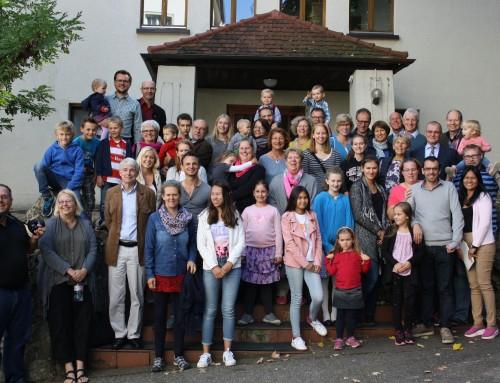 Gemeinschafts-Wochenende in Reimlingen
