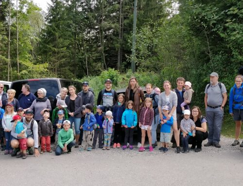 Gemeinschafts-Urlaub im Allgäu