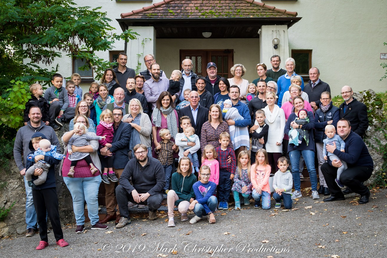 """""""Ich glaube …"""" Gemeinschafts-Wochenende 2019"""