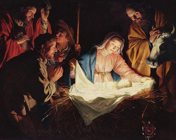 """""""… geboren von der Jungfrau Maria …"""""""